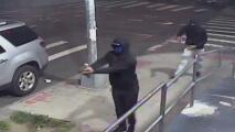 En video: Así inició tiroteo en North Corona, Queens, que dejó a 10 personas heridas
