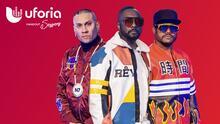 Black Eyed Peas resaltó el talento de J Balvin, Maluma y otros artistas latinos