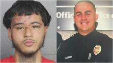Un joven es acusado de matar a un policía de un disparo en la cara