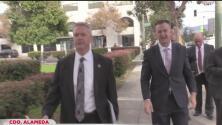 Sheriff del condado Alameda entrega informe sobre cooperación con ICE