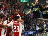 Ajax golea al Borussia e Inter acaba invicto de Sheriff y Porto derrota al Milan