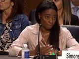 Simone Biles y otras atletas acuden al senado a declarar ante Larry Nassar