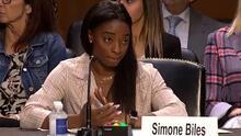 Desgarrador testimonio de Simone Biles contra Larry Nassar