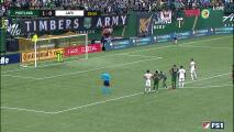 ¡Encendido! Cristian Arango llega a cinco partidos seguidos anotando y empata para el LAFC