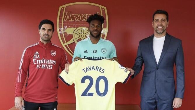 Arsenal ficha al lateral Nuno Tavares por ocho millones