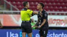 Hiram Mier explica el motivo por el que anularon gol de Rayados
