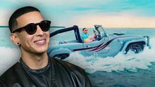 ¿Carro o bote? Esto es lo que conduce Daddy Yankee en el nuevo video de 'Sal y Perrea Remix'