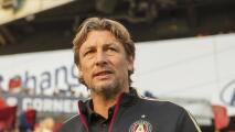 Atlanta United despidió de su cargo al entrenador argentino Gabriel Heinze