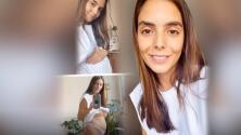 """""""Es panza normal"""", contesta la hija de Mariana Levy a los que dicen que tiene barriguita de embarazada"""