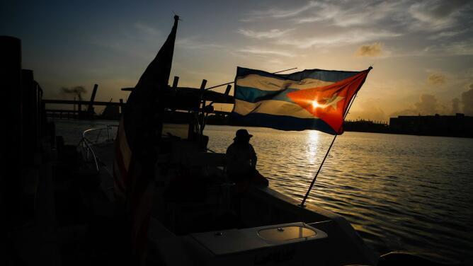 La flotilla que saldrá hacia Cuba en apoyo a los manifestantes partirá este viernes de Cayo Hueso