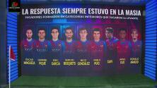 ¿Podrán los canteranos del Barcelona mantener el equipo a flote?