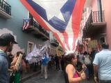 """""""Tanta necesidad que tenía el pueblo"""": Protestan en Puerto Rico por los suministros sin entregar tras huracanes y sismos"""