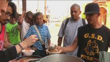 'Comida, no bombas', el proyecto que busca rescatar alimentos y darlo a los más necesitados en México