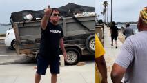 Este hombre amenazó a obreros hispanos con enviarles funcionarios de inmigración por poner música