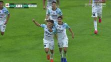 ¡Otro error y gol! Bryan Colula consigue el 0-2 de Mazatlán