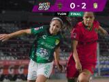 Resumen | León ruge de visita y derrota 0-2 a las Bravas