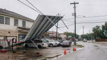 Tormenta tropical 'Nicholas' amenaza con lluvias torrenciales y repentinas inundaciones al sureste del país
