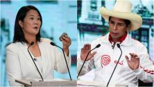 Con diversas acusaciones, candidatos presidenciales en Perú miden fuerzas a pocos días de las elecciones
