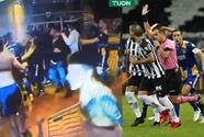 Tres jugadores de Boca serían arrestados por pelea contra la policía