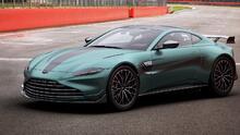 Aston Martin Vantage F1 Edition: de las pistas a las carreteras