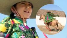 Adolescentes hacen historia y crean equipo ecuestre en el Valle de Coachella