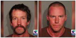 Dos hermanos arrestados por muerte de tres personas