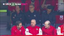 El 'Tata' Martino presencia el Toluca vs. Puebla en su peregrinaje de reconocimiento de la Liga MX