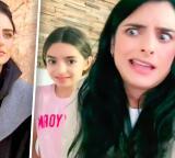 """Aislinn Derbez responde si ve a su hermanita Aitana como """"competencia"""""""