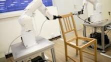 Un colombiano en el equipo que crea robots que ensamblan muebles de Ikea