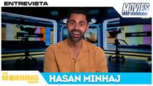 Hasan Minhaj se integra a The Morning Show y nos cuenta todo de la nueva temporada