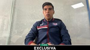"""'Quick' Mendoza: """"Ahora todos querrán ganarle a Cruz Azul"""""""