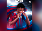 Barcelona anuncia renovación de contrato de Ansu Fati hasta 2027