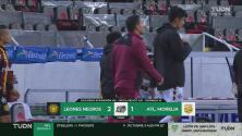 Leones Negros gana de local 2-1 y frena al Morelia por la Jornada 10