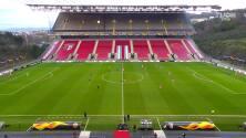 Resumen del partido Sporting Braga vs AS Roma