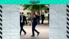 ¡Primeras imágenes de Sergio Ramos en París!