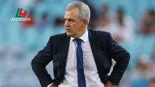 Javier Aguirre será el técnico de Rayados de Monterrey