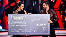 Roberto Hernández se lleva el tercer lugar de Mira Quién Baila Univision All Stars