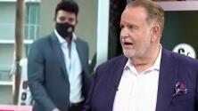 Raúl asegura que no existe orden de arresto contra Larry Ramos y que la policía nunca acudió a su casa tras fugarse