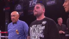 Andy Ruiz derrotó a Franklin Lawrence en 'Solo Boxeo'