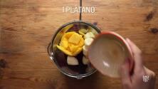 Bowl de pitaya y mango en 10 minutos