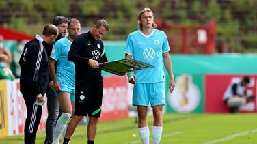 Wolfsburg sería eliminado de Copa Alemania no contar sustituciones