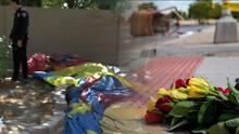 Accidente de globo aerostático deja cuatro hispanos muertos tras impactar contra cables de alta tensión
