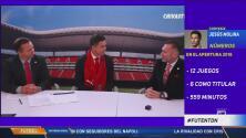 Jesús Molina agradeció a la dirigencia de Chivas por confiar en él para el Clausura 2019
