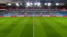 Resumen del partido Noruega vs Holanda