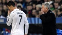 Ancelotti cierra la puerta del Real Madrid a Cristiano Ronaldo