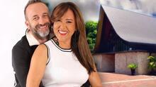 Tanya y Sebastián se casarán en la iglesia de St. Hugh, donde ella pidió a Dios llegar vestida de novia