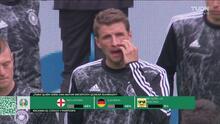 ¡Choque de trenes! Revisa las alineaciones del Inglaterra vs Alemania