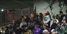 La comunidad transgénero en Austin realiza una vigilia en honor a quienes han muerto víctimas de crímenes de odio