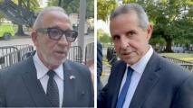 """""""Tiene que haber un cambio de régimen"""":  la reacción de importantes figuras del exilio cubano tras su reunión con el presidente Biden"""