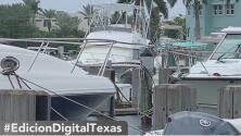 Residentes de Florida resguardan sus propiedades ante la cercanía del huracán Dorian